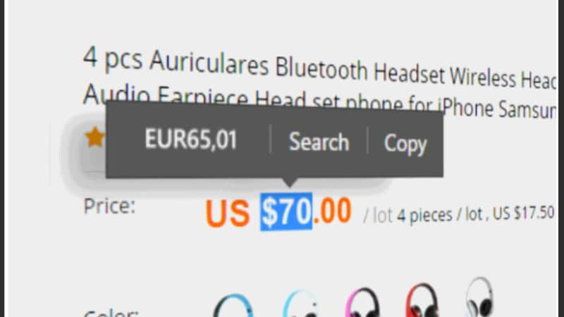 Opera 42 for Windows, Mac, Linux Gets Built-in Currency