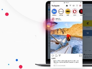 Opera for Desktop Gets Instagram Integration as a Part of Version 68
