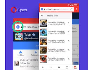 Opera Mini for Android Update Brings Faster Access to Downloads, Facebook Notification Bar, and More