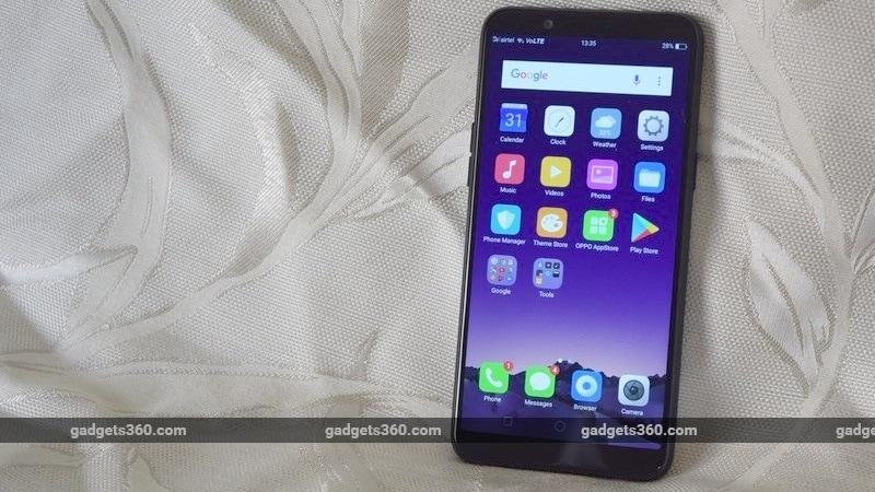 brand new 42e66 642b4 Oppo A83 Review | NDTV Gadgets360.com