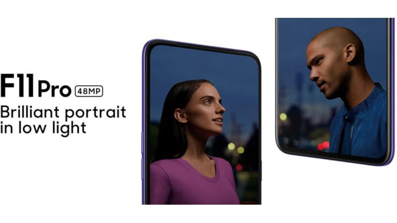 Oppo F11 Pro Specifications Leaked, Geekbench Listing Tips 6GB RAM, Android Pie, Helio P70 SoC