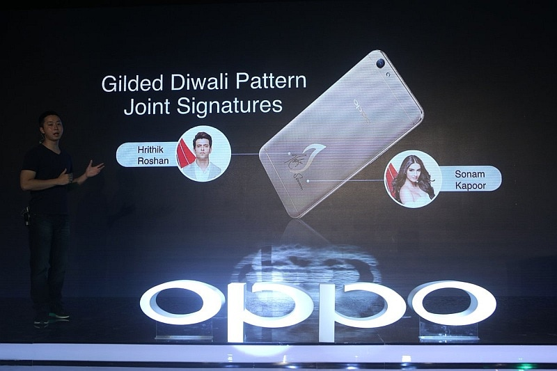 Oppo F1s Diwali Limited Edition Launched: Price, Release Date, Specifications, and More