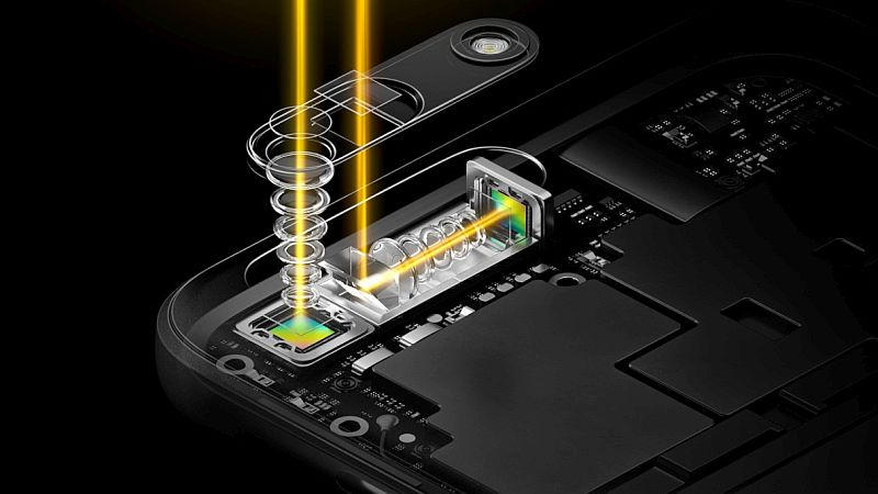 Oppo shows off 5x optical camera zoom