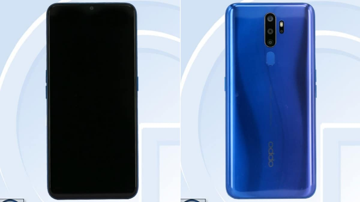 Oppo A9s With Quad Rear Cameras, 8-Megapixel Selfie Shooter Allegedly Spotted on TENAA