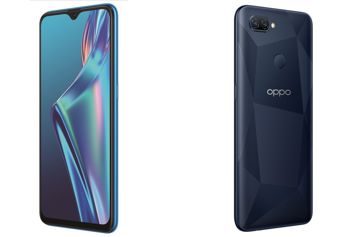 Oppo A12 With Dual Rear Cameras, Waterdrop-Style Display ...