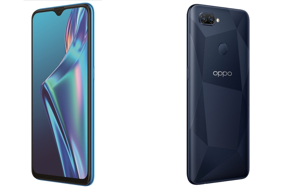 Oppo A12 With Dual Rear Cameras, Waterdrop-Style Display Launched in India: Price, Specifications