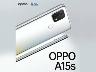Oppo A15s Poster Leak Tips Key Specifications and Design
