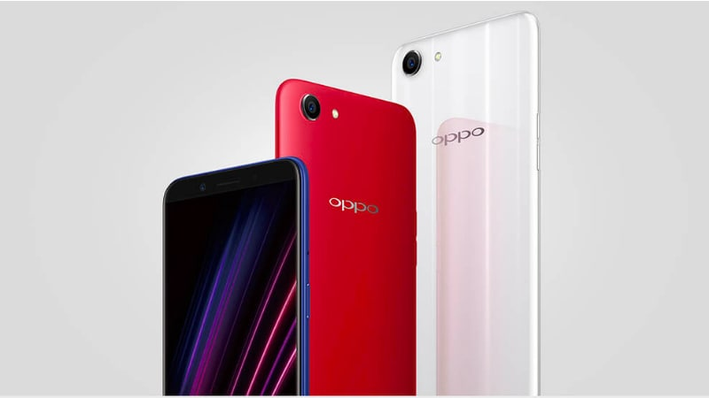 OPPO A1 Announced In China Without A Fingerprint Scanner