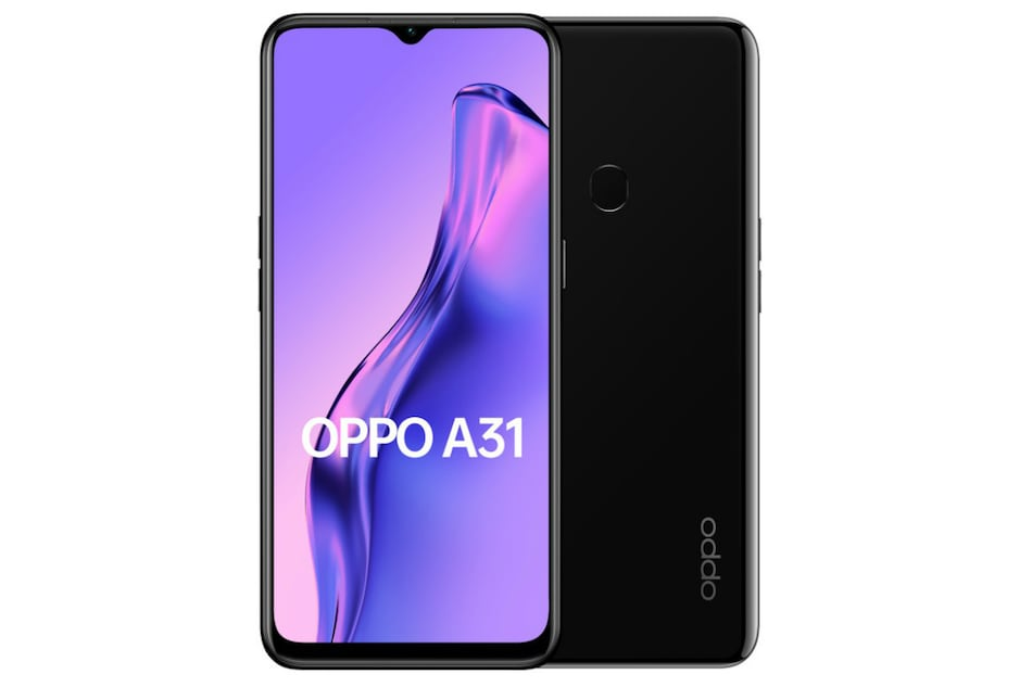 Oppo A31 (2020) With Triple Rear Cameras, Helio P35 SoC Launched in India: Price, Specifications