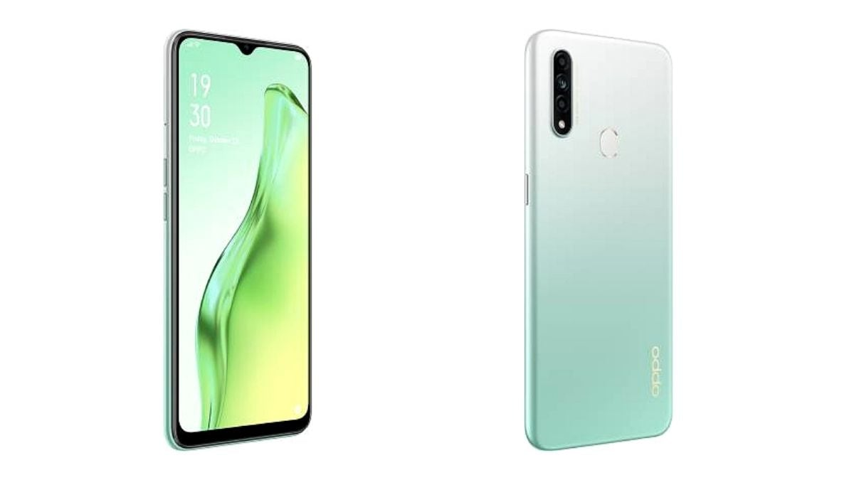 Oppo A31 (2020) With 6GB RAM, 128GB Storage Goes on Sale in India: Price, Specifications