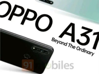 Oppo A31 के भारत में अगले हफ्ते लॉन्च होने का दावा, सेल ऑफर्स भी लीक