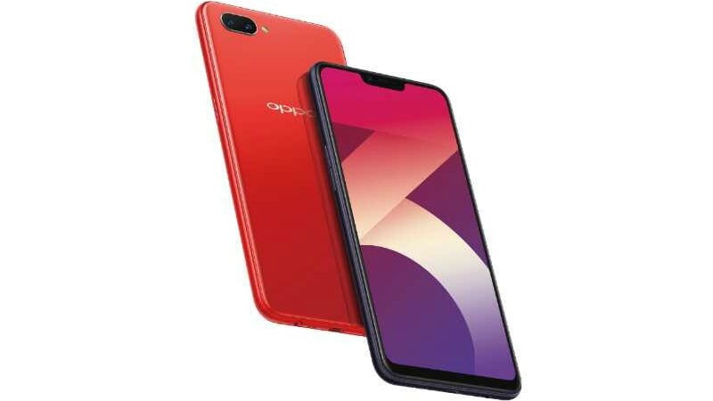 Oppo A3s with notch display, dual rear cameras launched at Rs 10,990