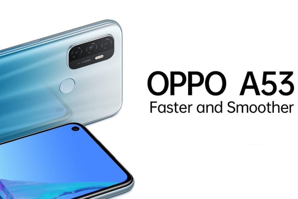 Oppo A53 2020 भारत में 90Hz डिस्प्ले के साथ आज होगा लॉन्च, यहां देखें लाइव इवेंट