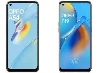Oppo A54, Oppo F19 Price in India Increased by Rs. 1,000