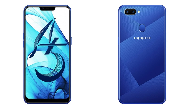 Oppo A5 Price in India Reportedly Cut, Now Said to Start at Rs. 13,990