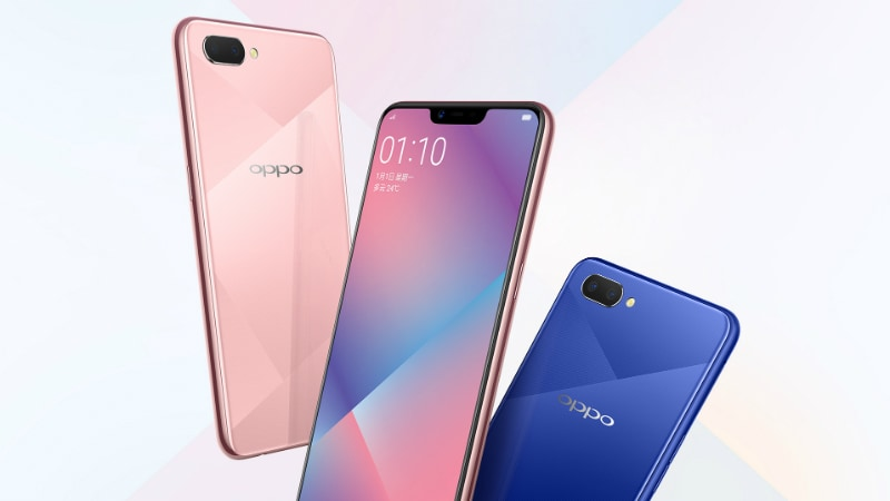 Oppo A5 With 19:9 FullView Display, 4320mAh Battery Launched: Price, Specifications