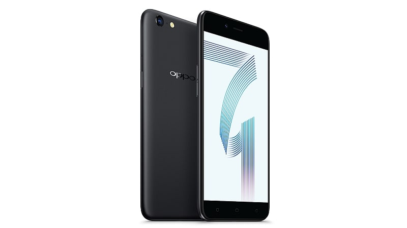 Oppo A71 launched with 13MP camera, Android 7.1 Nougat