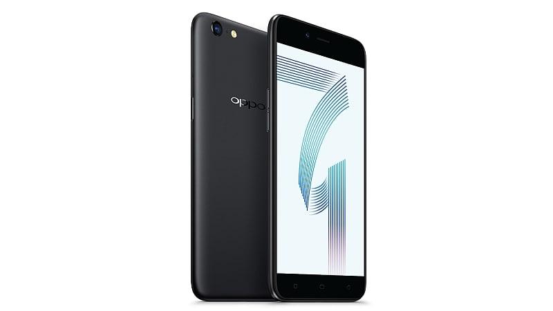 Oppo A71 की कीमत में कटौती, 13 मेगापिक्सल रियर कैमरा है इसमें