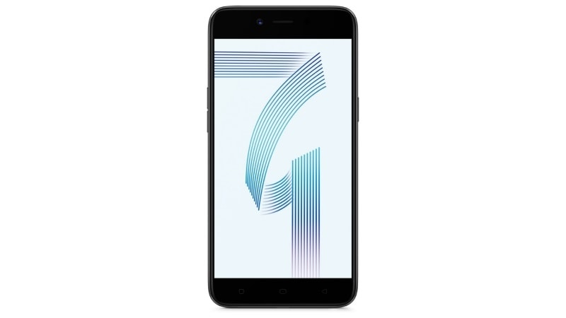 Oppo A71 With Android 7.1 Nougat Launched in India: Price, Specifications