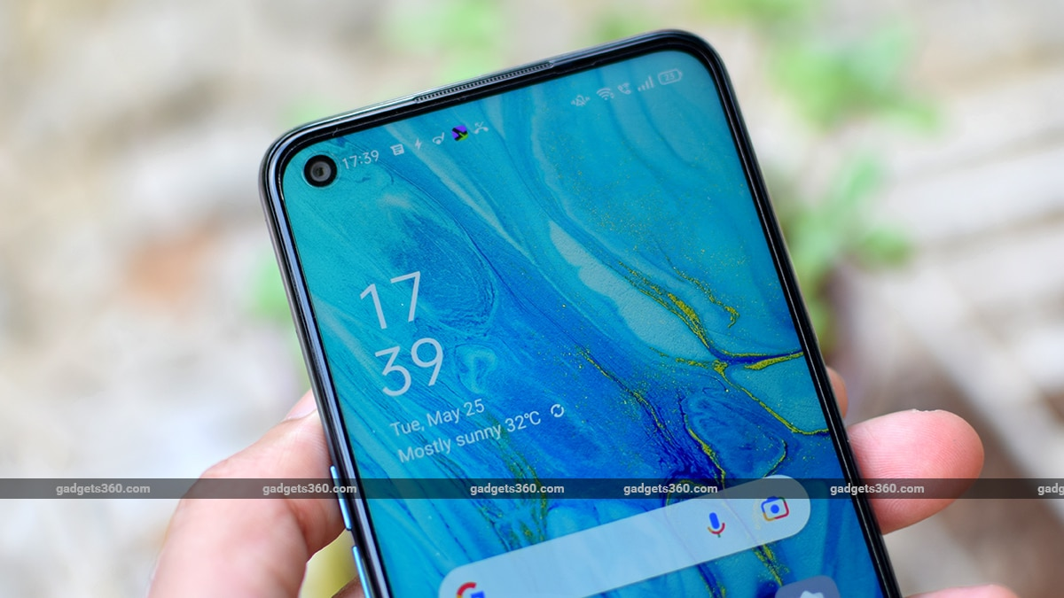 oppo a74 5g review selfie ww