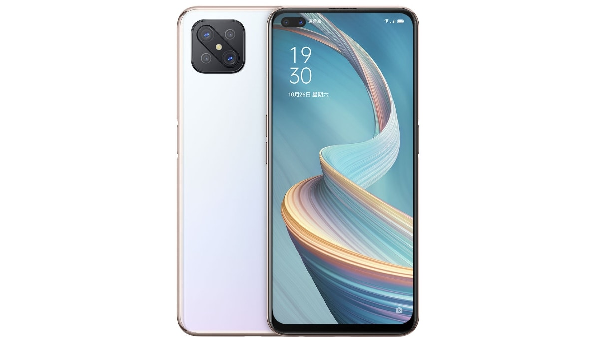Oppo A92s With 120Hz Display, Quad Cameras Launched: Price, Specifications