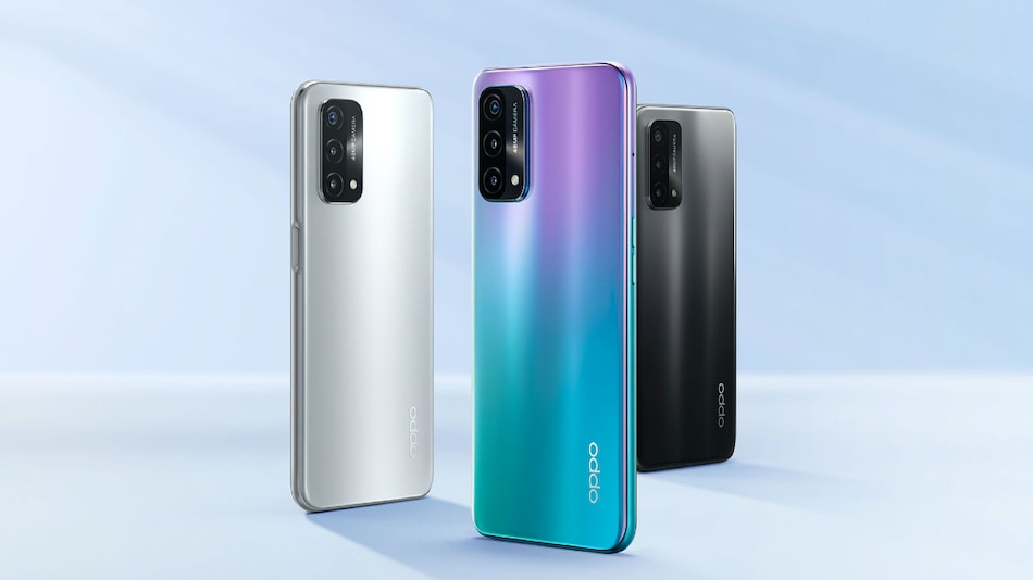 Oppo A93 5G With Snapdragon 480 SoC, Triple Rear Cameras Launched: Price, Specifications