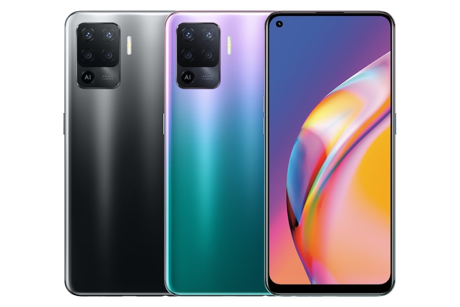 Oppo A94 With AMOLED Display, Quad Rear Cameras Launched: Specifications