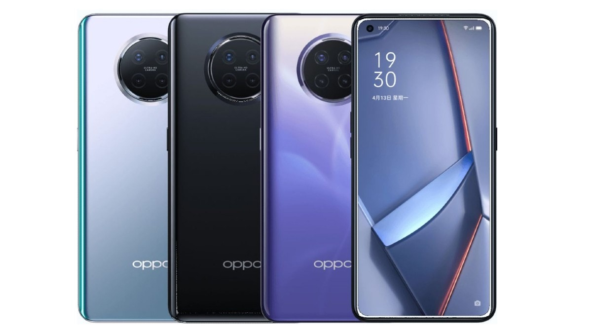 Oppo Ace 2 With Quad Rear Cameras, 65W SuperVOOC Fast Charging Launched: Price, Specifications