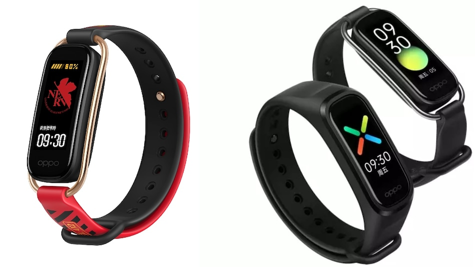Oppo Band With Up to 14 Days Battery Life, SpO2 Sensor Launched