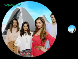OPPO Reveals Its Product Teaser With New Brand Ambassador