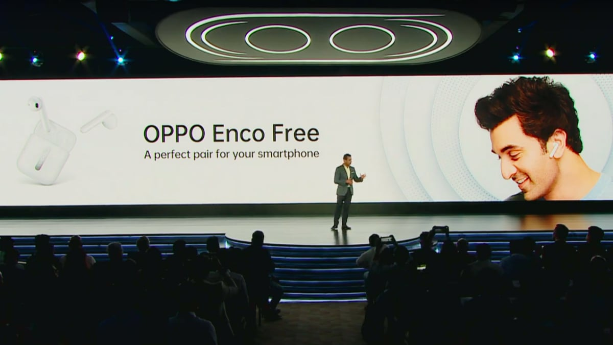 Oppo Enco Free, Enco W31 Wireless Headphones Launched in India; Oppo Kash Financial Services Platform Debuts