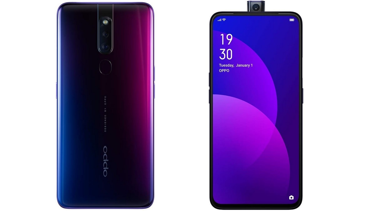 Oppo F11 Pro 128GB Storage Variant Goes on Sale in India via Amazon