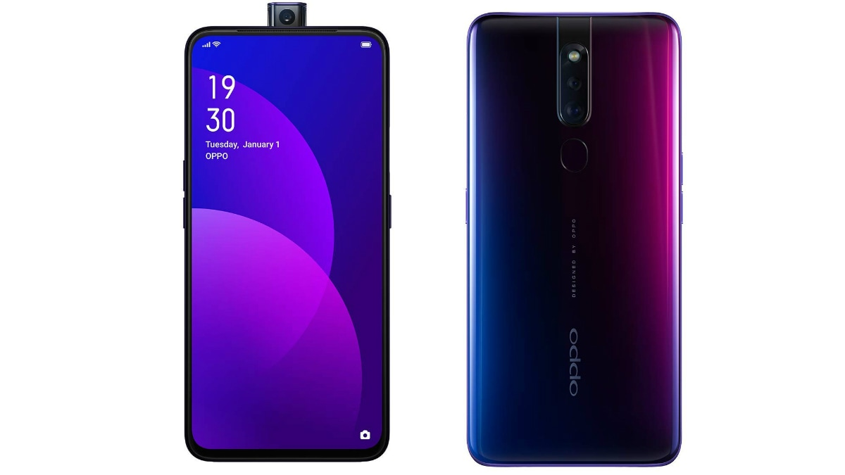Oppo F11 Pro Price in India Cut, Oppo F11 Price Also Slashed