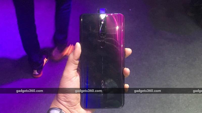 Oppo F11 Pro और Oppo F11 भारत में लॉन्च, 48 मेगापिक्सल कैमरे से हैं लैस