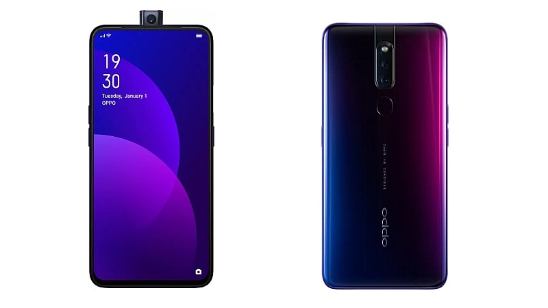 Oppo F11 Pro Sales Started Today: Price, Launch Offers, Specifications