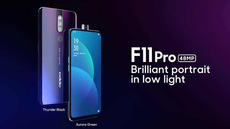 Oppo F11 Pro India Launch Set for Today: How to Watch Live Stream, Expected Price, Specifications