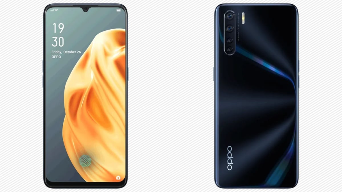 Oppo F15 Blazing Blue Colour Variant Teased, May Launch Next Week
