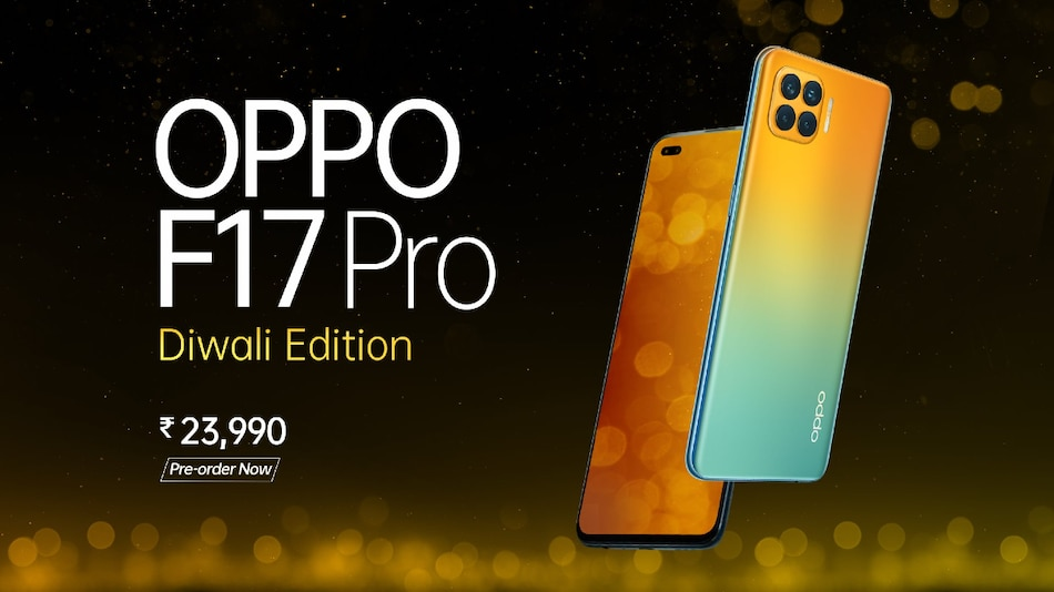 Oppo F17 Pro Diwali Edition Launched in India: Price, Sale Offers