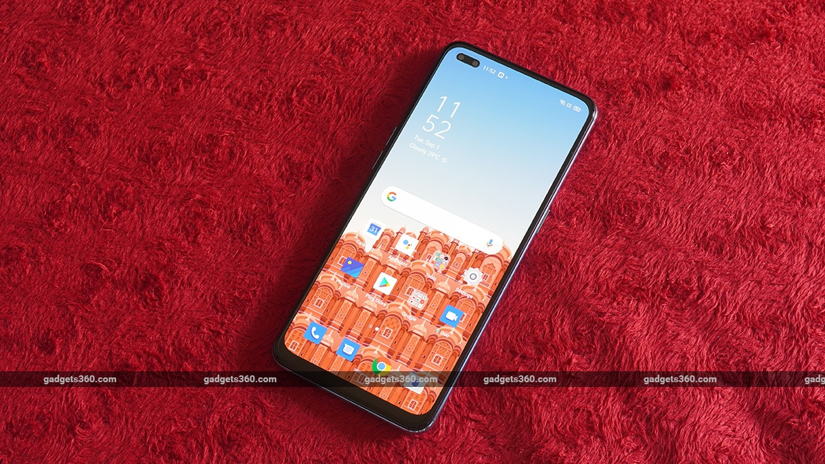 Oppo F17 Pro with 48MP camera to launch in India today