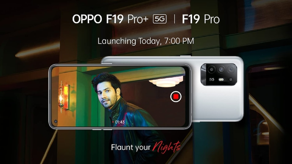 Oppo F19 Pro Series India Launch Today, Oppo Band Style to Debut as Well: How to Watch Livestream