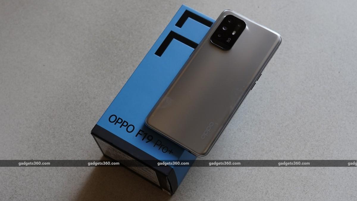 oppo f19 pro plus back image gadgets 360 Oppo F19 Pro Plus