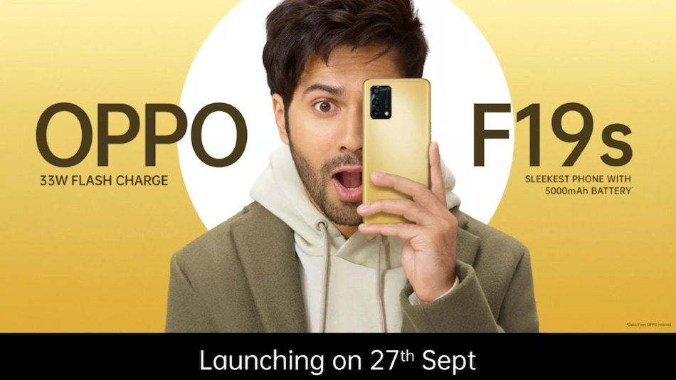 Oppo F19s Launch Date in India Set for September 27, Oppo Reno 6 Pro Diwali Edition 'Coming Soon'