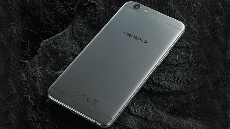 Oppo F1s Variant With 4GB of RAM, 64GB Inbuilt Storage Launched at Rs. 18,990