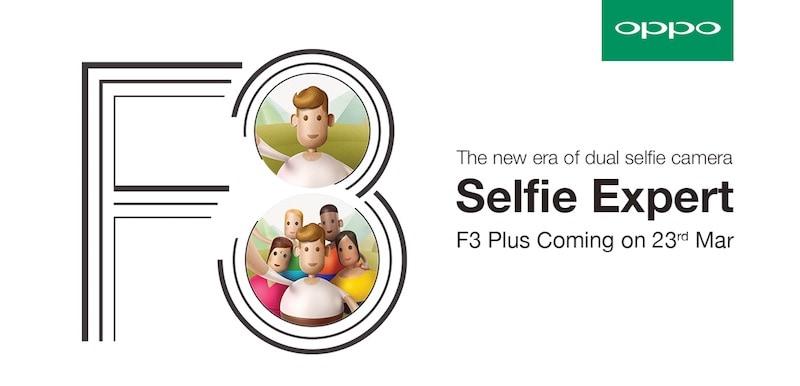 OPPO F3 Plus: Consumers Await the New Selfie Expert
