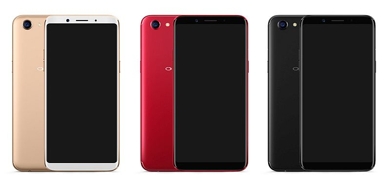Oppo F5 With AI-Powered Camera, 6GB of RAM Launched: Price