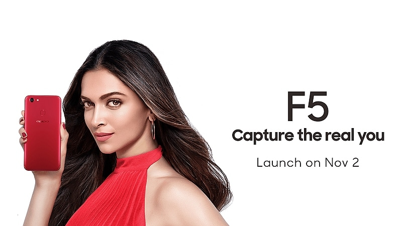 OPPO F5 with 20MP front camera launched in India - Specs, Features, Price