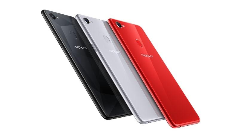 Oppo F7 का क्रिकेट लिमिटेड एडिशन लॉन्च, कीमत 21,990 रुपये