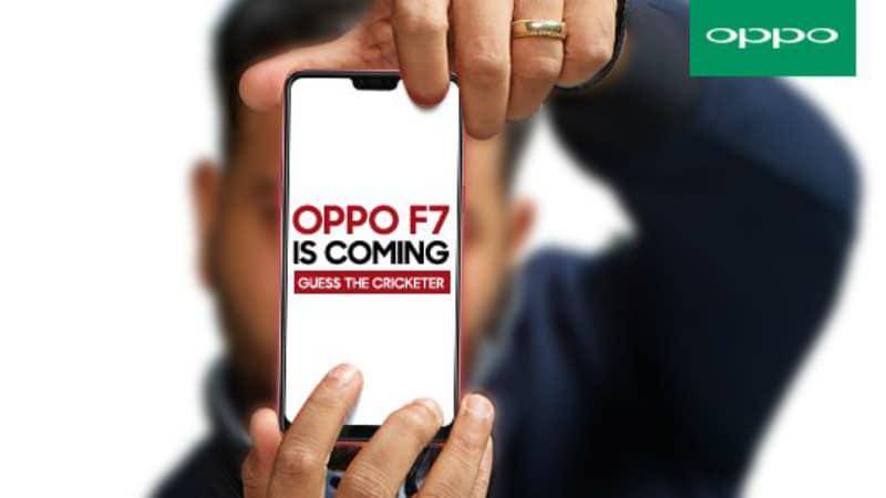 ओप्पो एफ7 भारत में 26 मार्च को होगा लॉन्च