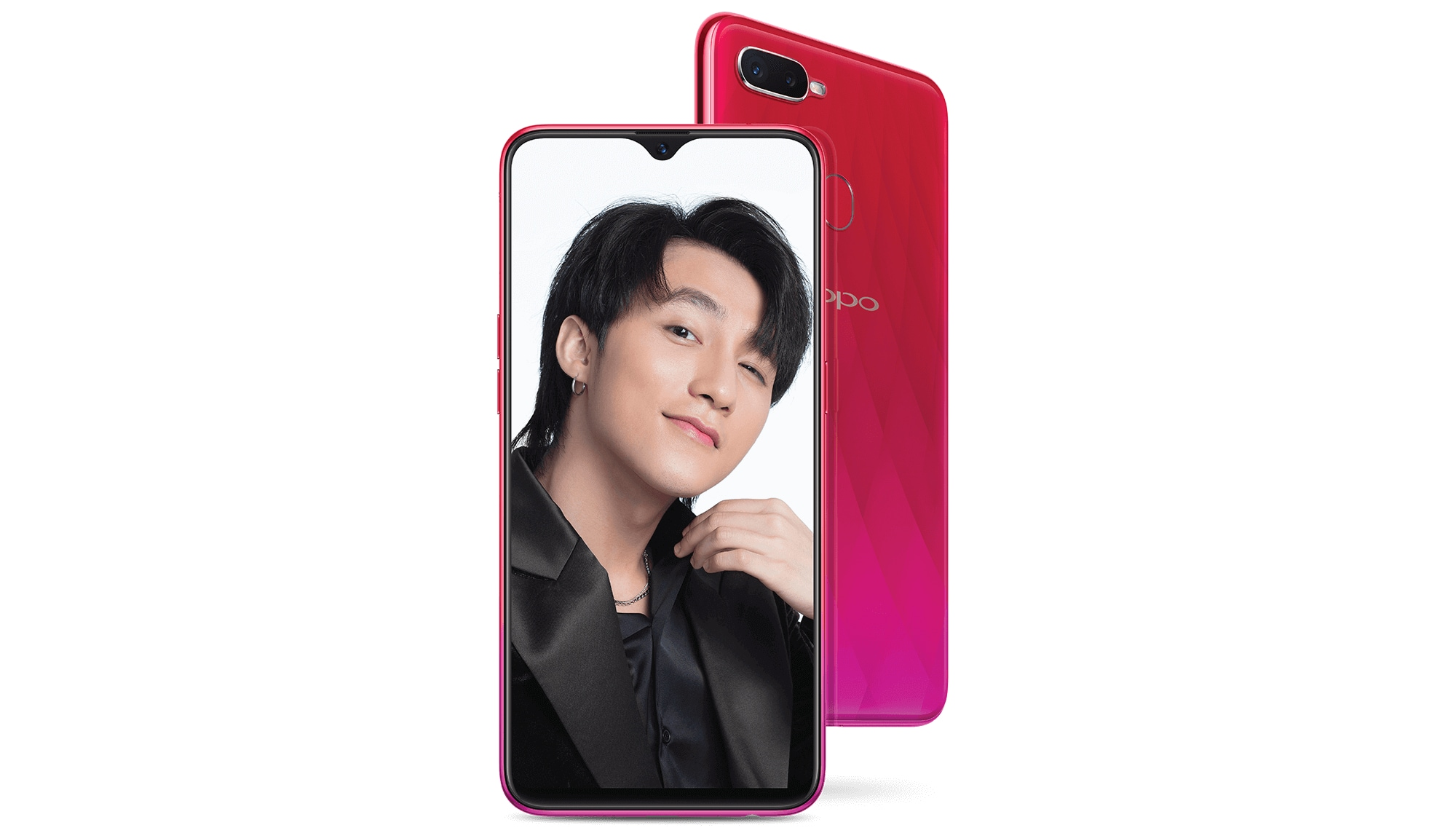 Oppo F9 With Waterdrop Display, Up to 6GB RAM Launched: Price, Specifications, More