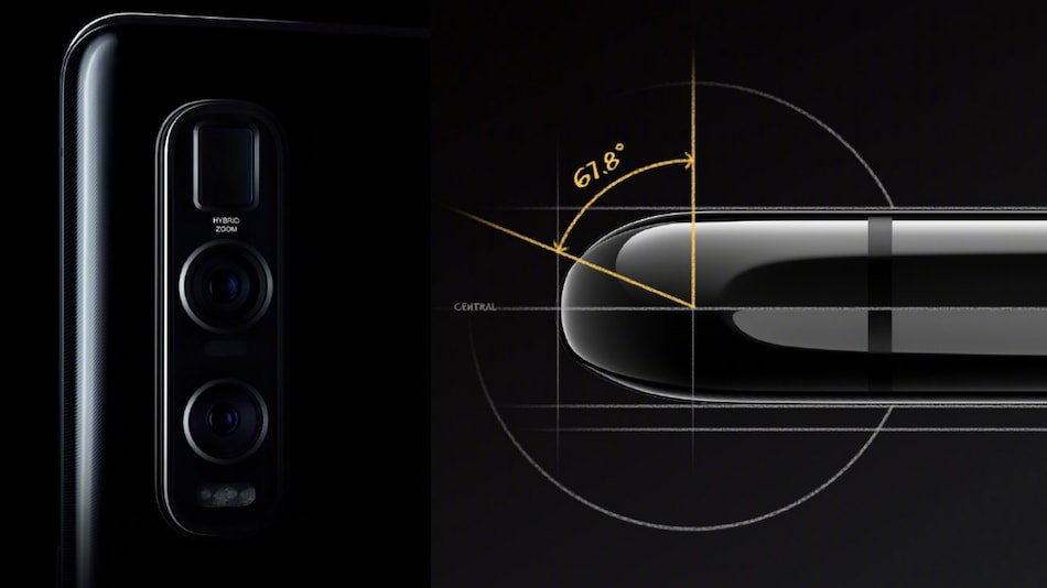 Oppo Find X2 Official Teaser Shows Periscope Camera, Leaked Render Tips Curved Hole-Punch Display